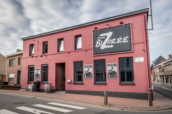 Café Bizarre blijft definitief dicht.