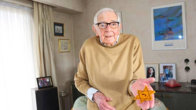 """""""Medisch onderzoek bij Duitsgezinde dokter bepaalde mijn leven"""": Joodse David Wagman (89) dook tijdens WOII onder in Hekelgem"""