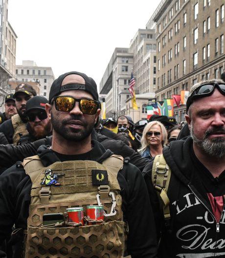 Canada bestempelt Capitool-bestormers Proud Boys als terreurgroep
