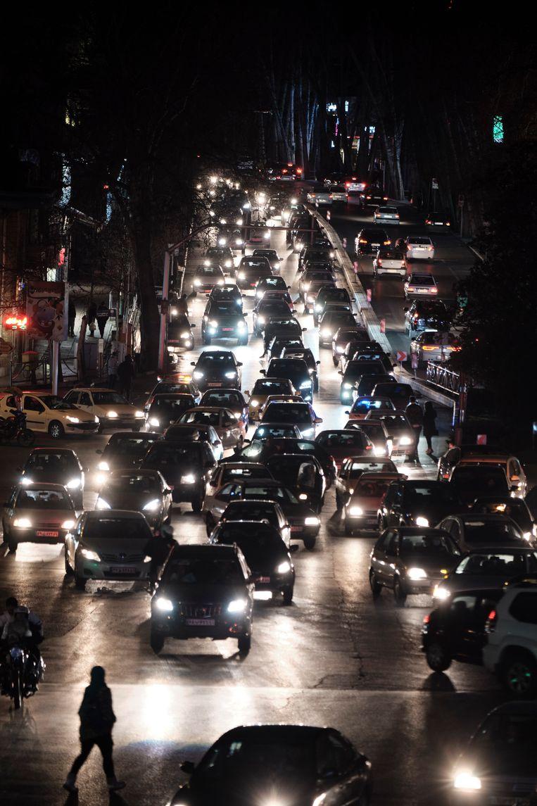 Iran kampt met massale elektriciteitsstoringen, de regering geeft schuld aan bitcoin mining. Beeld NurPhoto via Getty Images