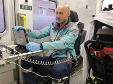 Ziekenhuis leest voortaan mee aan boord van ambulance