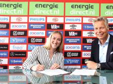 Einde seizoen PSV-speelster Rachel Cuschieri