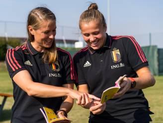 """RSCA-doelvrouw Lowiese Seynhaeve schuwt concurrentie niet: """"Elke kans met beide handen grijpen"""""""