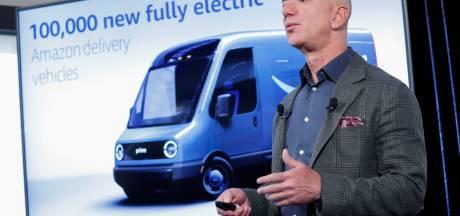 Amazon bestelt 100.000 elektrische busjes bij een fabrikant die nog nooit een auto heeft verkocht