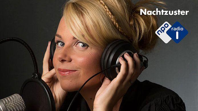 Presentatrice Astrid de Jong uit Kampen.