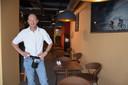 Philippe Van Laeren heeft het pand van de vroegere winkel van 'Pure Lifestyle' op het Oudstrijdersplein omgevormd tot 'Vinnie's Easy Food Fair'.