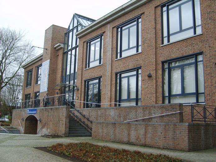 Het huidige gemeenschapscentrum Jan vander Noot in Brecht