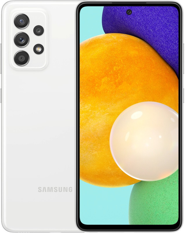 Galaxy A52.