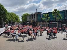 Noodkreet voor veiliger, groter terras op Osse Heuvel: 'Met markt lopen bezoekers een fuik in'