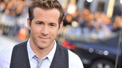 """Ryan Reynolds kampt met angstaanvallen: """"Ik doe soms alsof ik mijn personage ben, dat maakt het makkelijker"""""""