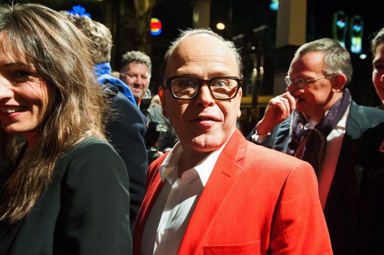 Cabaretier, acteur en presentator Marc-Marie Huijbregts. Beeld PHOTO_NEWS