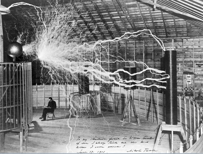Nikola Tesla vond de wisselstroom uit, genoeg reden voor Kroatië om zijn beeltenis op een euromunt te zetten.
