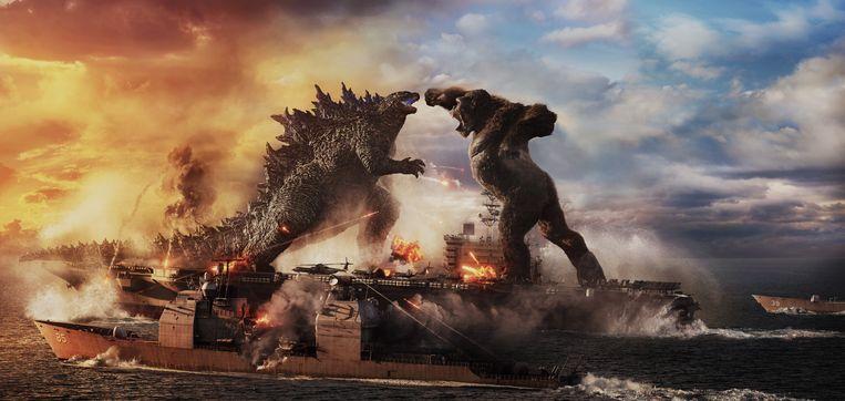 Godzilla vs. Kong  Beeld