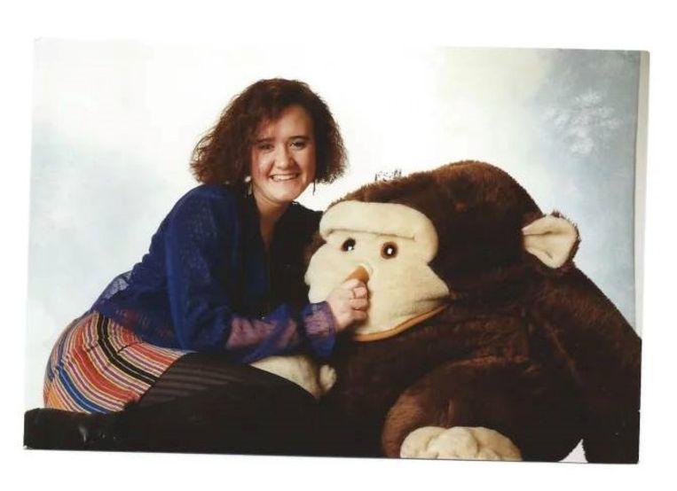 Tania Van Kerkhoven, vermoord in 1993. Wellicht ook door Stephaan Du Lion. Beeld rv