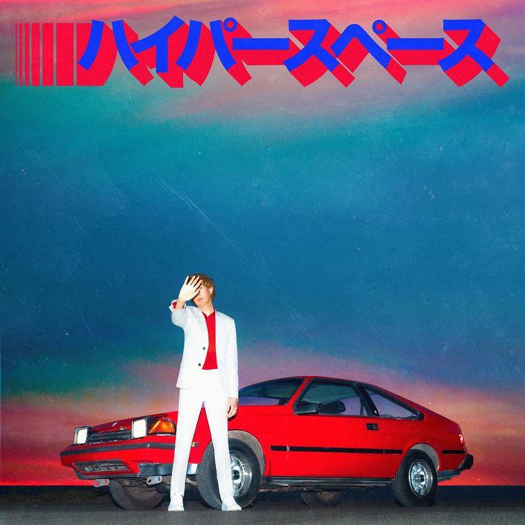 Het nieuwe album van Beck, Hyperspace genaamd. Beeld