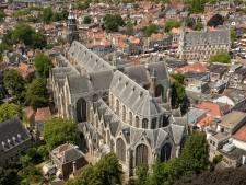Spectaculair! Straks kan je over het dak van de Sint-Janskerk lopen, met hemels uitzicht over Gouda