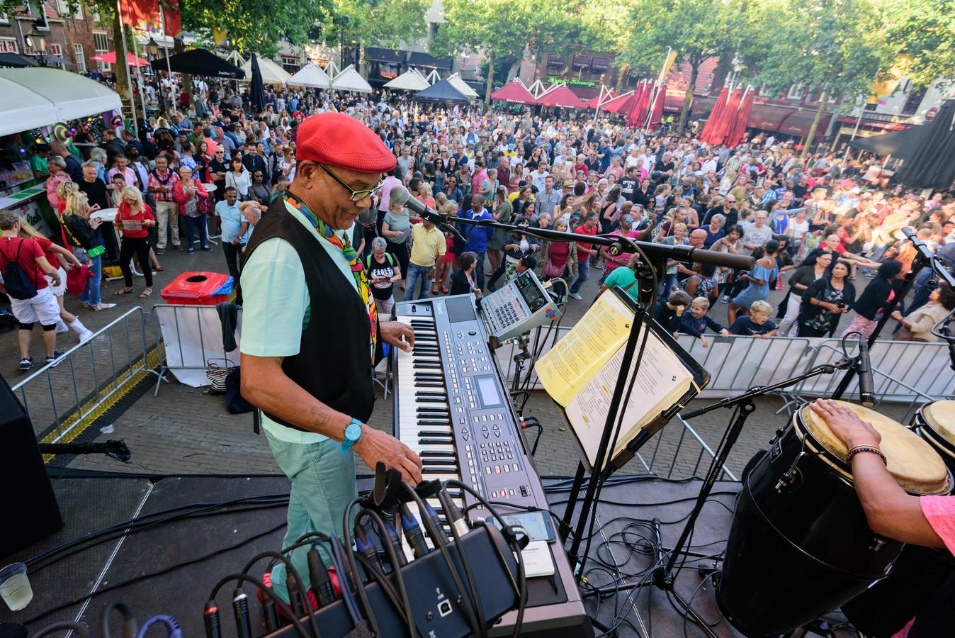Liefhebbers van latin, jazz, techno of rock kunnen de zomer in Amersfoort weer hun hart ophalen.