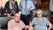 Willy en Elvire zijn zestig jaar getrouwd