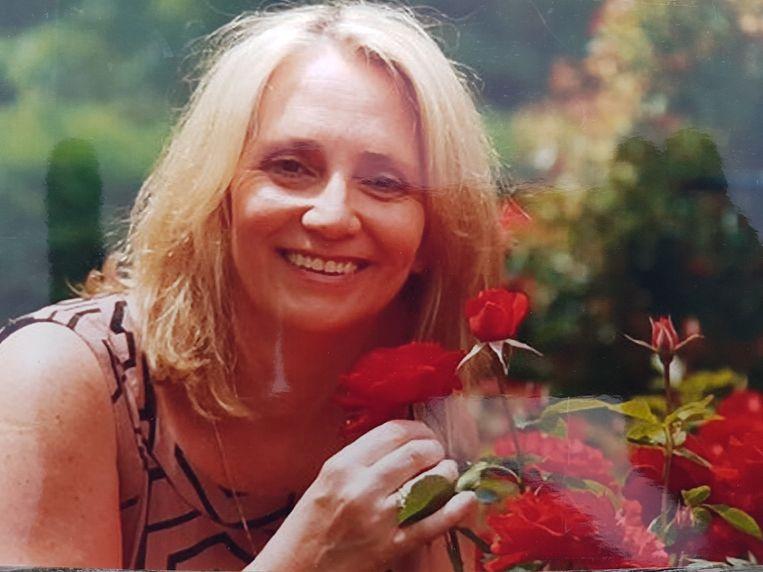 Liliane Derden reisde op 17 juli 2014 van Schiphol naar haar gezin in Australië. Beeld familiearchief