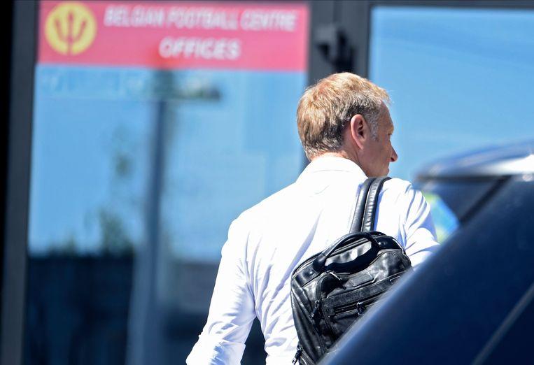 Bonds-CEO Peter Bossaert: De bond neemt geen positie in. Beeld Photo News