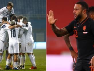 Italië plaatst zich voor Final Four, Oranje ondanks zege uitgeschakeld