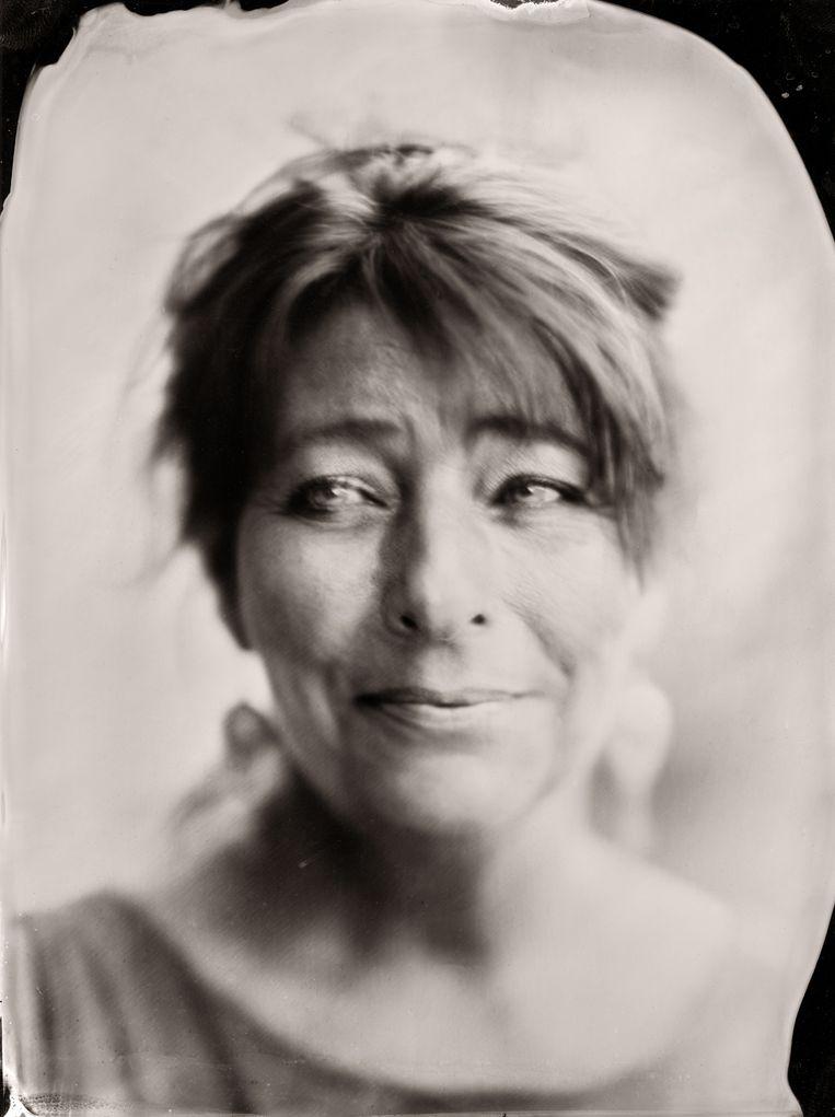 Esther Voet. Beeld Peter van Hal