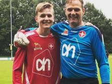 BAS doet een beroep op doelman Jaco Schaap (49)