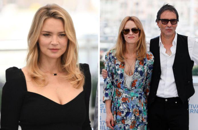 Virginie Efira et Vanessa Paradis avec son mari: un samedi à Cannes.