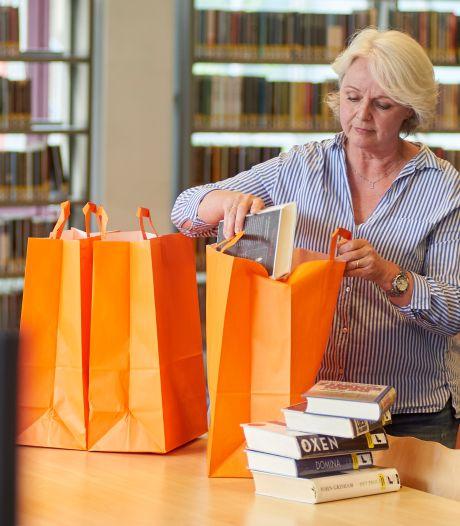 Service van de bibliotheken om boeken onbeperkt lang uit te lenen, gaat ten onder aan haar eigen succes