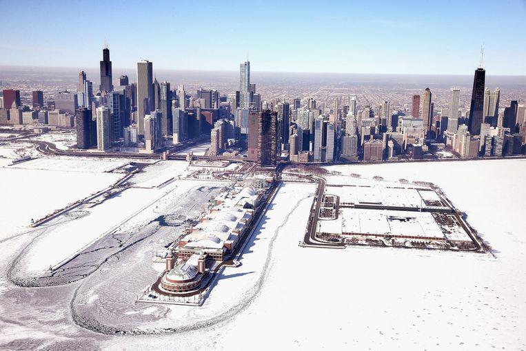 Chicago Beeld Getty