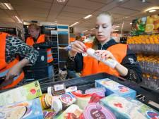 Alphense voedselbank gaat weer uitdelen