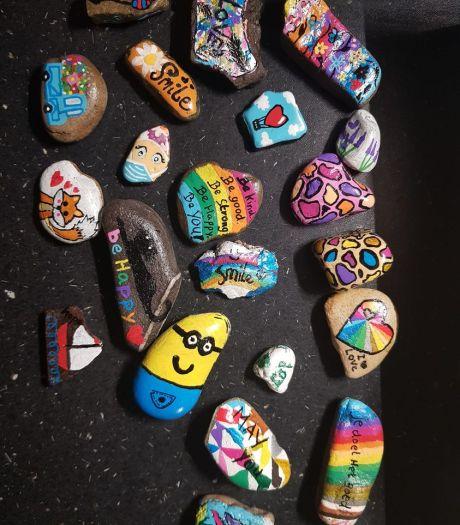 Happy stones maken maker én vinder happy: 'Echt een rage'