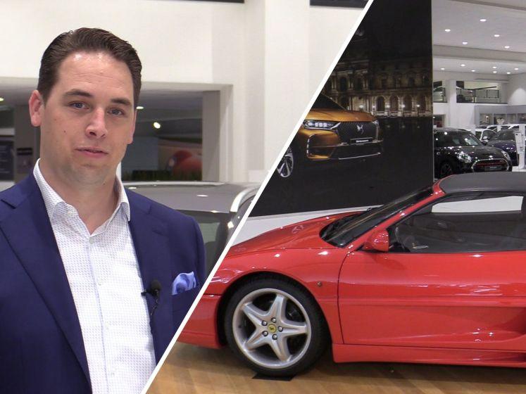 Markt tweedehands auto's ontploft: een Ferrari voor €80.000