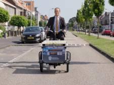 Burgemeester Sliedrecht: 'Bakfiets heeft erg geholpen in mijn eerste honderd dagen'
