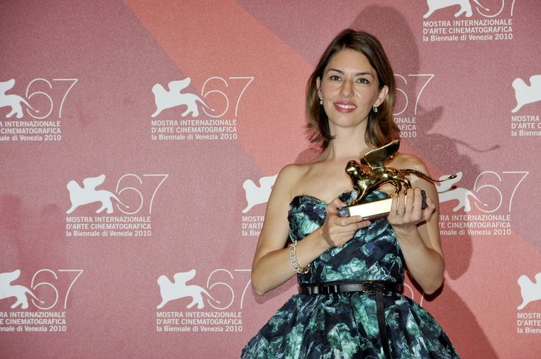 Sofia Coppola won vorig jaar in Venetië de Gouden Leeuw voor de beste film. © Brunopress Beeld