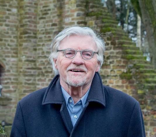 Wim Kattenberg  heeft bewijs voor 'zijn' motte.