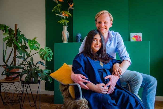 Mijn Allessie Chris van der Helm en zijn vrouw