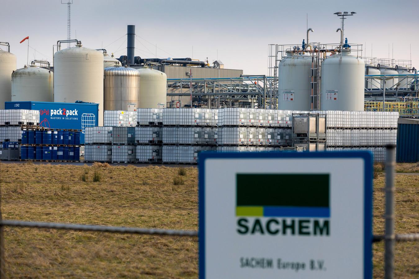 Sachem Europe bv in Zaltbommel