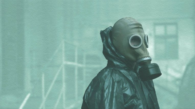 Chernobyl. Beeld HBO