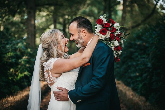 José en Ferry trouwden op het eerste gezicht.