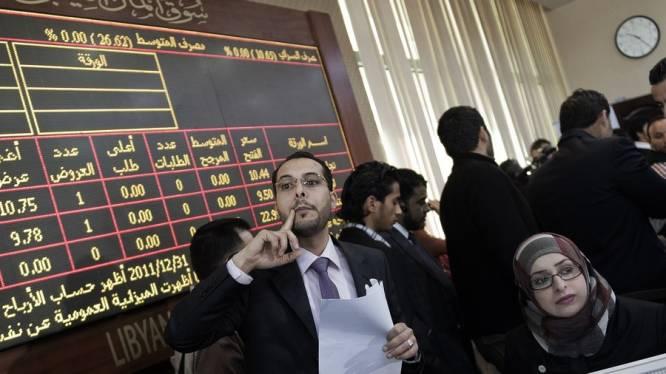 Libische beurs krijgt nieuw leven ingeblazen
