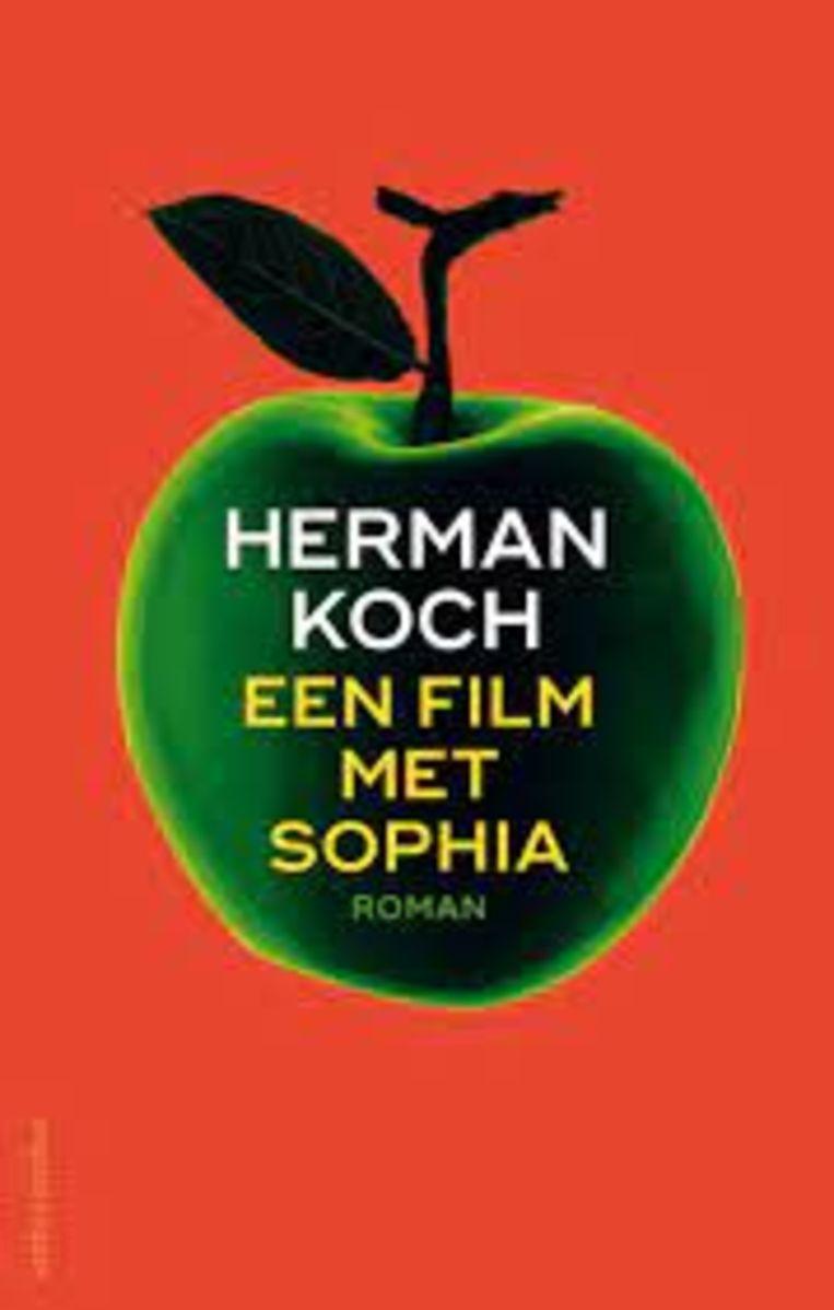 Herman Koch, 'Een film met Sophia', Ambo/Anthos, 276 p., 22,99 euro, verschijnt op 31 augustus. Beeld rv