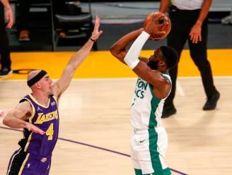 Lakers kunnen teruggekeerde fans geen zege schenken