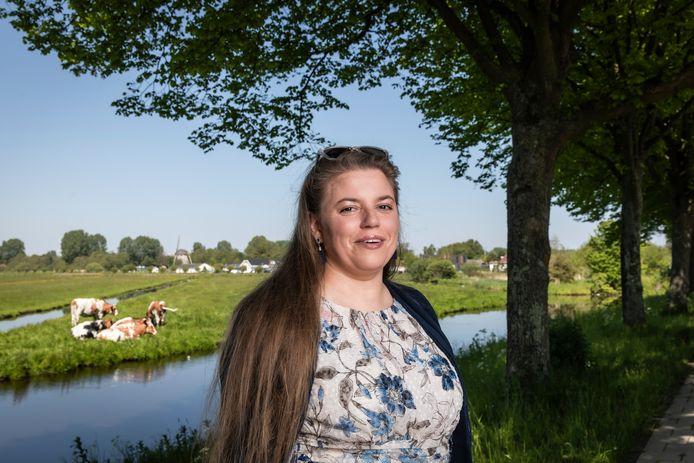 Sabina Achterbergh, voorzitter van de Vereniging Sinti, Roma en Woonwagenbewoners Nederland. Zij is meer dan kritisch op de benoeming van Tilburger Wim van de Donk tot voorzitter van Nationaal Comité 4 en 5 mei.