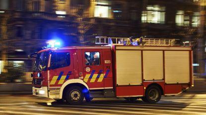Kelderbrand bij slagerij in Ledebergstraat: geen gewonden, veel rookschade