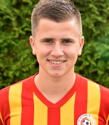 Wouter Op den Camp maakt overstap van Juliana'31 naar De Treffers