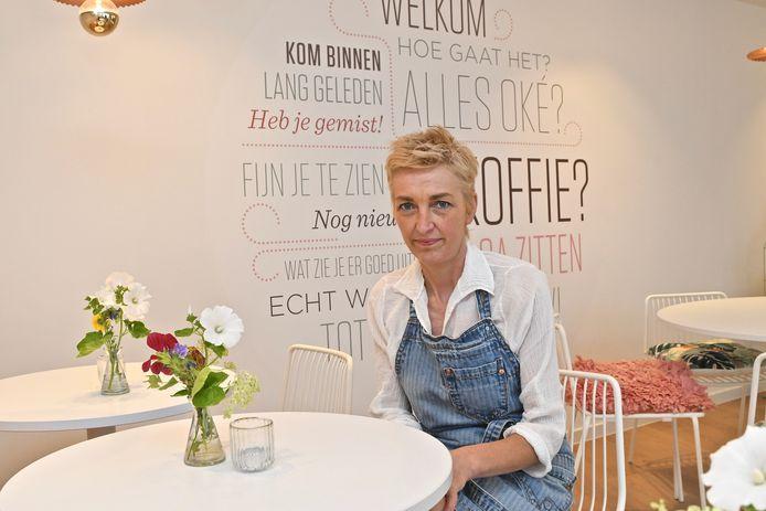 Wivine opent vrijdag de deuren van haar nieuwe winkel in hartje Oekene.