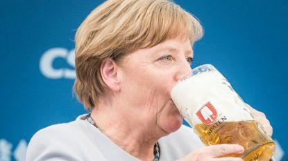 """Merkel: """"Europa moet lot in eigen handen nemen"""""""