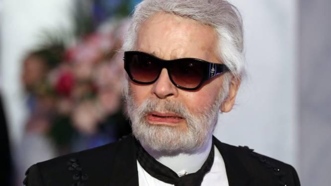 Karl Lagerfeld pakt uit met make-upcollectie