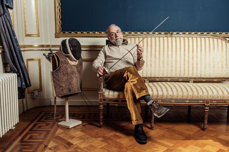Oscar Hammerstein: 'Het was nooit mijn bedoeling het hele proces te doen.' Beeld Jakob van Vliet